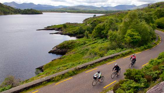 Ireland Family Biking Tour